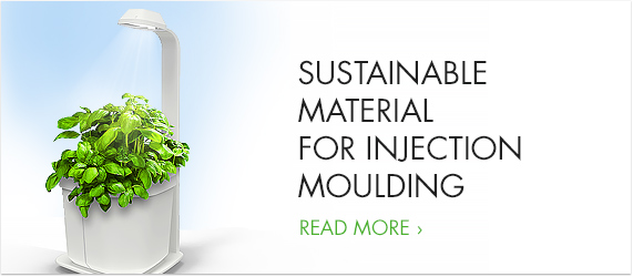 UPM Formi | Sustainable material for injection moulding